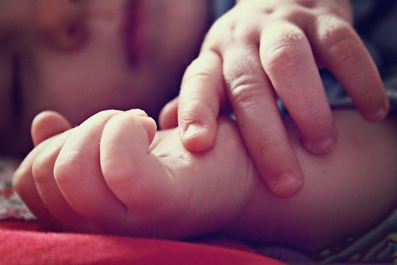Liefdevol aanraken maakt gezond en gelukkig.