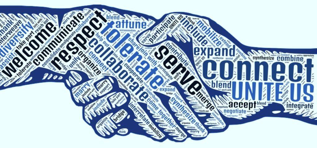 Samenwerken en verbinden met Connect2unite
