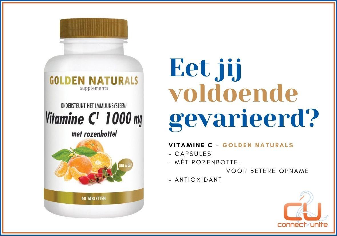 Vitamine c is goed voor de weerstand. Krijg jij voldoende binnen?