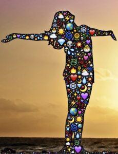 In verbinding met jezelf is in verbinding met je lichaam, je geest en je emoties