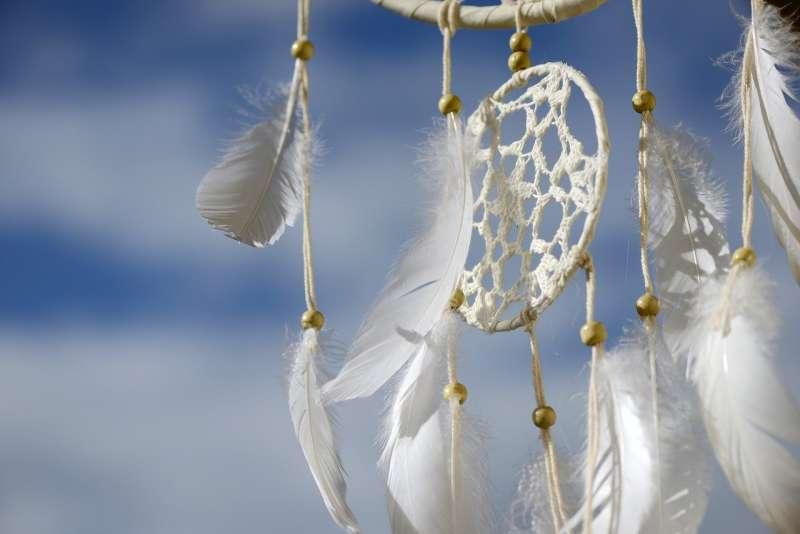 magische dromenvanger truffelceremonie