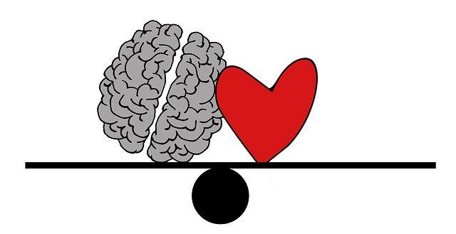 Hart en hoofd samenwerken en vanuit je hart leven